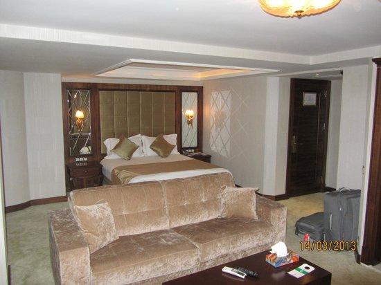 Amethyst Hotel Istanbul: ns camera