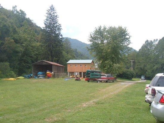 Blackwater Outdoor Adventures : BOA Facility