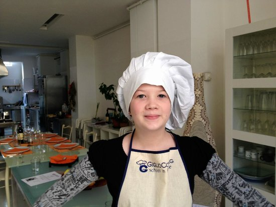 Giglio Cooking Day Course : Cooking can be a delight for all ages