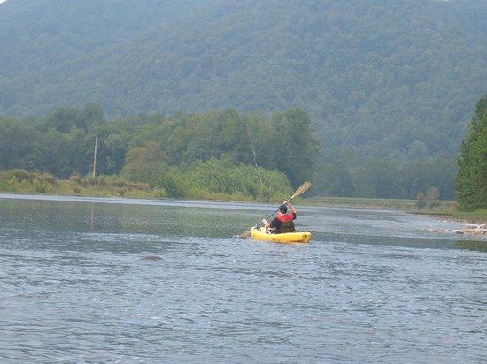 Blackwater Outdoor Adventures : Kayak