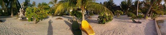 Nanihi Paradise: jardin