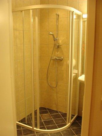Best Western Chesterfield Hotel : shower