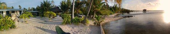 Nanihi Paradise: couché de soleil
