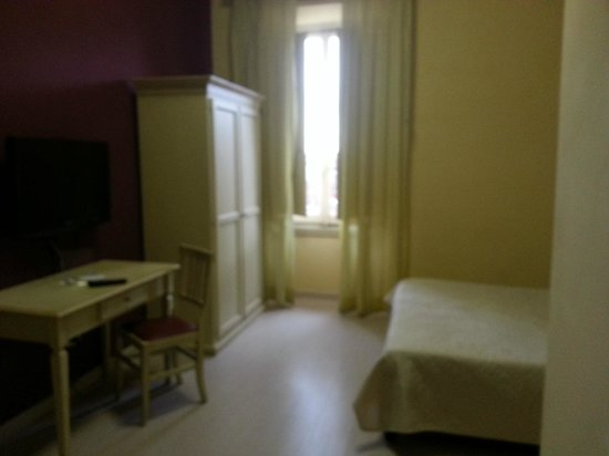 Hotel Benvenuti Florence: ventana