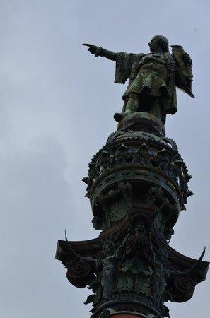 Ciutat Vella: Colon