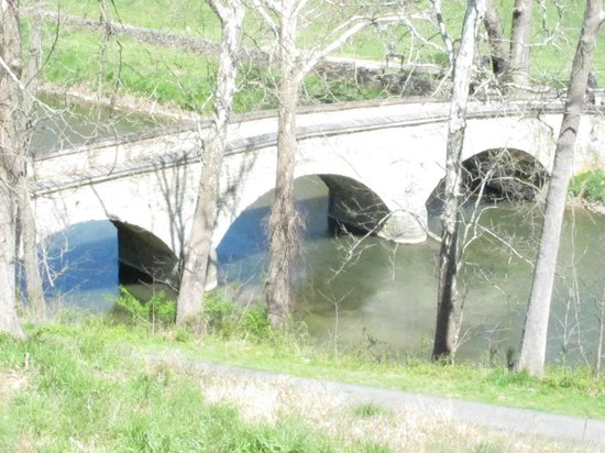 Burnside Bridge, Antietam National Battlefield