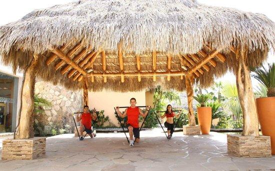 Esperanza - An Auberge Resort : TRX fitness class