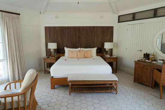Rosewood Little Dix Bay: Tree House Cottage - Room 9