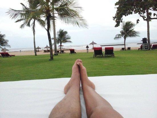 Club Med Bali: beach