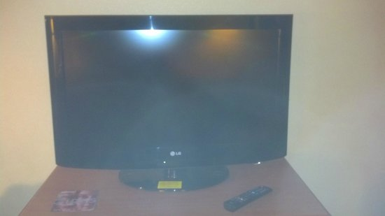 Quality Inn and Suites: flat screens