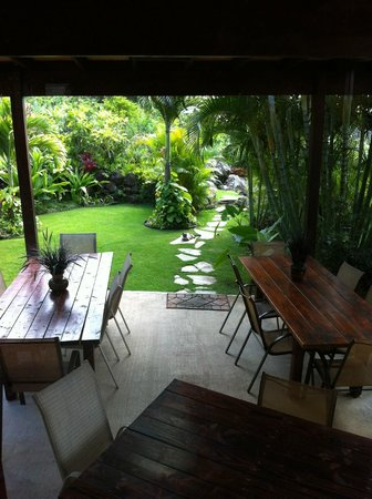 Kalani Hawaii Private Lodging: Do you wanna make a barbecue?
