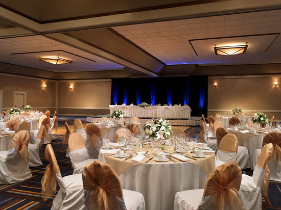 Four Points by Sheraton Los Angeles International Airport: California Ballroom Social