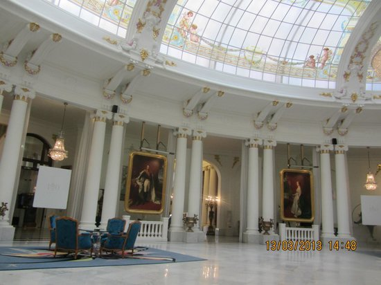 Hotel Negresco: Veranstaltungsraum