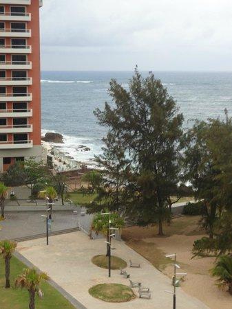La Concha Renaissance San Juan Resort: Ocean view