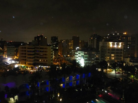 La Concha Renaissance San Juan Resort: View from the 8th floor