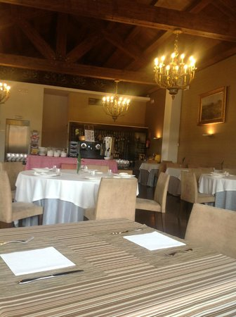 Hotel Villa Paulita: comedor desayuno