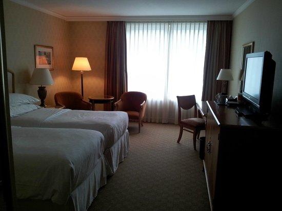 Sheraton Warsaw Hotel: Twin room