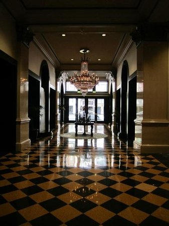 THE US GRANT, a Luxury Collection Hotel, San Diego: the lobby