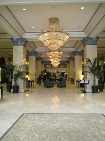 The US Grant, a Luxury Collection Hotel, San Diego: lobby