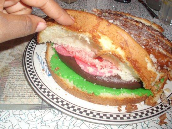 Tommy's Diner: Le gâteau d'anniversaire
