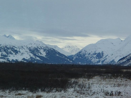 907 Tours: Anchorage - Day Tours: Along seward Highway