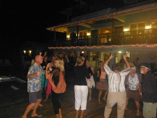 Long Island Breeze Resort: Dancing the Night Away