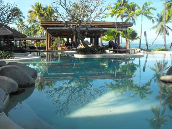 Sheraton Fiji Resort: Adults pool