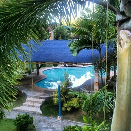 Alonaland Resort: View from our balcony at Alona Land