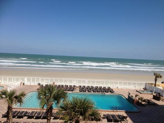 Holiday Inn Resort Daytona Beach Oceanfront: wow!