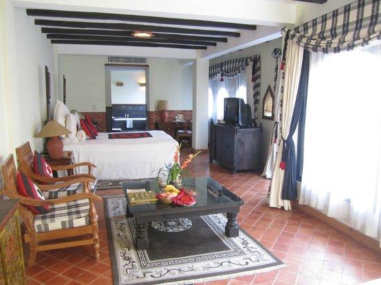 Dwarika's Hotel : My Suite