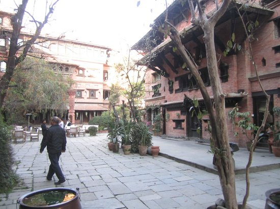 Dwarika's Hotel: More grounds