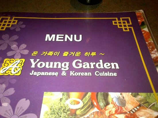 A Young Korean Restaurant: Young Garden