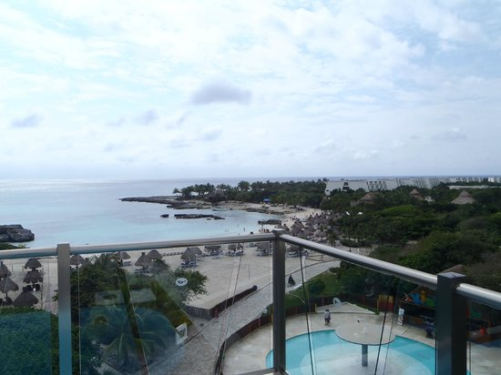Grand Sirenis Riviera Maya Resort & Spa : Take the tour from DJ Dave for this view from Grand Presidential Suite