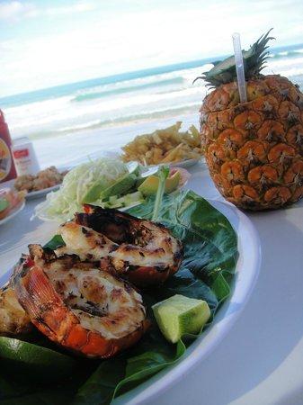 Las Palmas Residence : lunch!