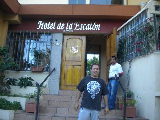 Morrison Hotel de la Escalon: .