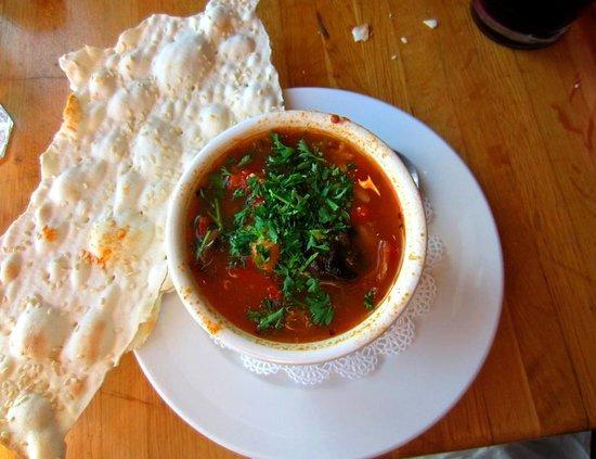 Gunflint Tavern: Fish soup