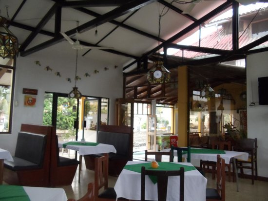 Hotel Puerto Ballesta: dining room