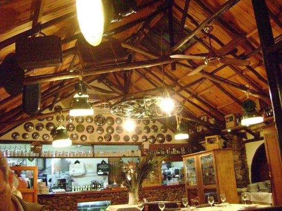 El Mirador: restaurant