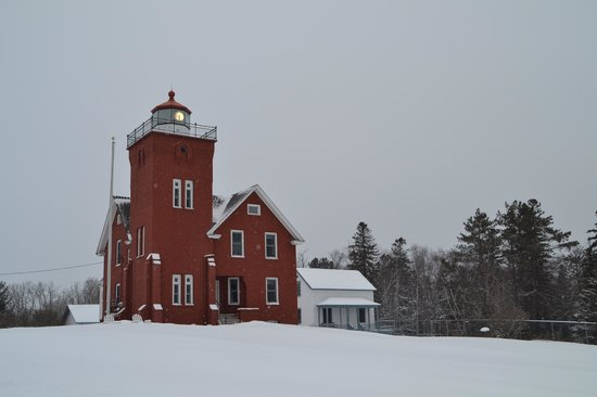 Lighthouse Bed & Breakfast: © 2013 Dustin Petersen