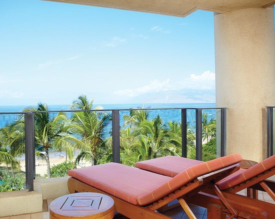 Four Seasons Resort Maui at Wailea: Lanai View of an Ocean Front Suite