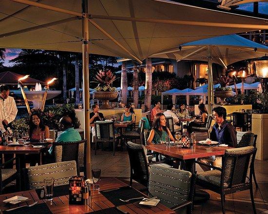 Four Seasons Resort Maui at Wailea : DUO Lower Terrace
