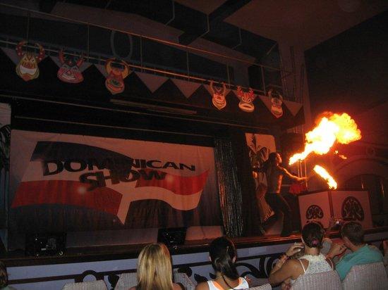 ClubHotel Riu Bambu: entertainment