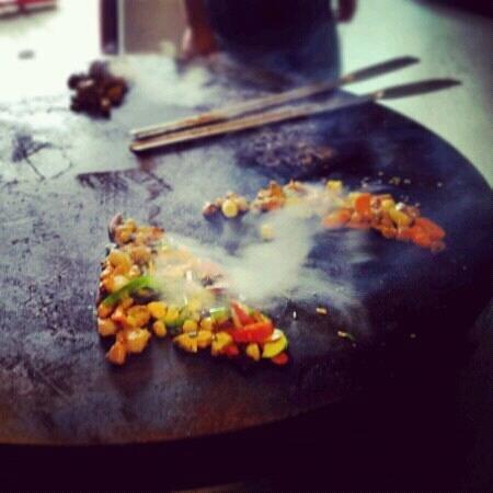 Zali Mongolian Grill: Mongolian grill