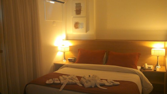 Mercure Rio de Janeiro Arpoador Hotel: Quarto