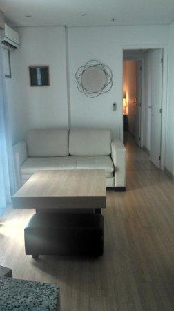 Mercure Rio de Janeiro Arpoador Hotel: Sala