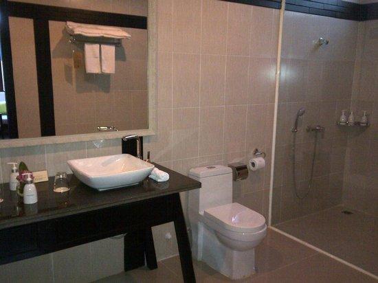 White Mansion: Bathroom
