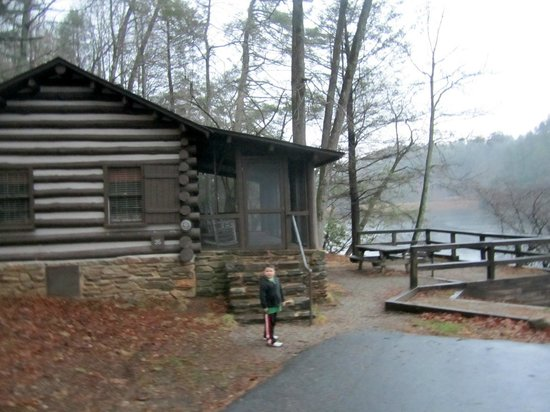 Cabin 35 picture of vogel state park blairsville for Mobili cabina blairsville ga