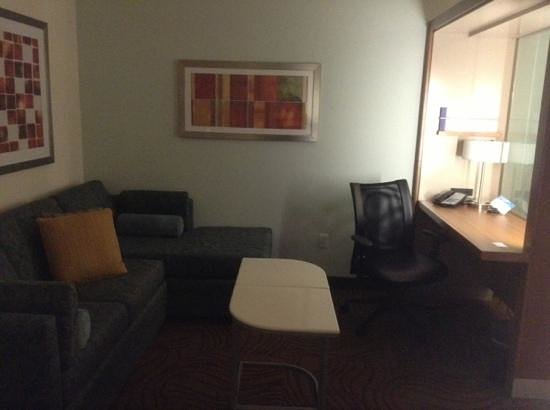 SpringHill Suites Denver at Anschutz Medical Campus: little office