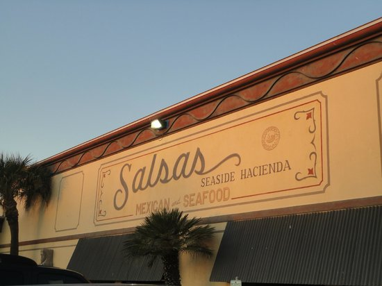 Front of Salsa's