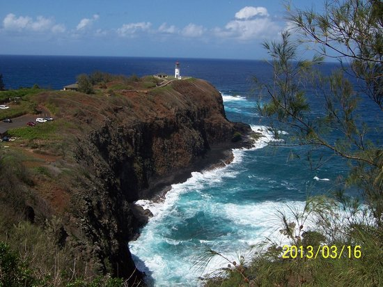 The Cliffs at Princeville: Kilauea Lighthouse